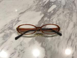 忘れ物-眼鏡