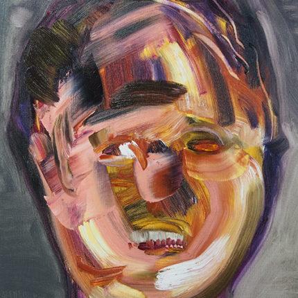 2020 「無題」 キャンバスに油彩
