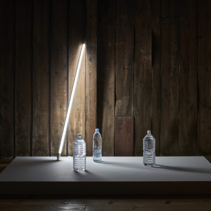Light(2019) ガラス、蛍光灯